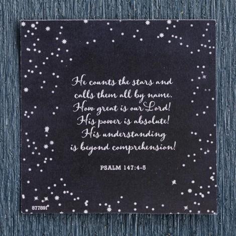 star necklace verse