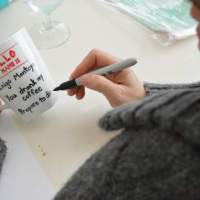 You Drank My Coffee, Prepare To Die {a princess bride craft}