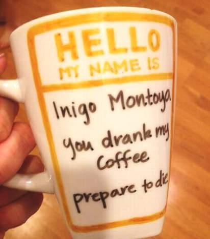 112 princess bride inigo montoya mug