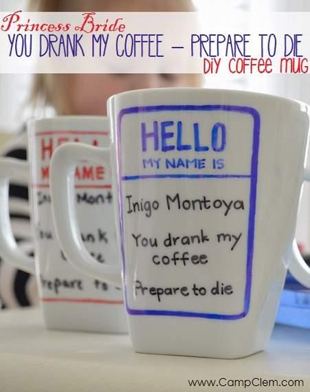 115 princess bride inigo montoya mug