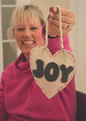 wives christmas ornament pinterest craft party 13