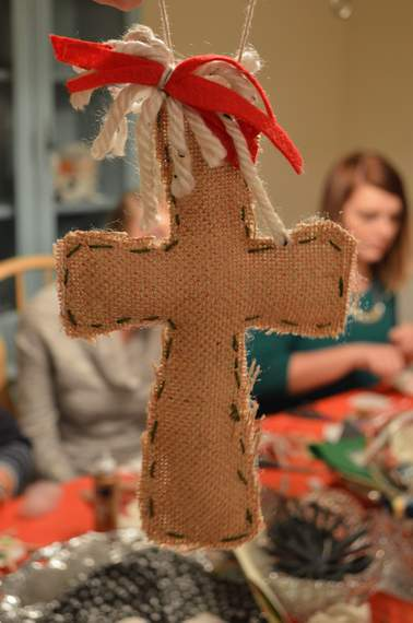 wives christmas ornament pinterest craft party 19