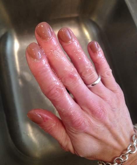 04 instant polish dry