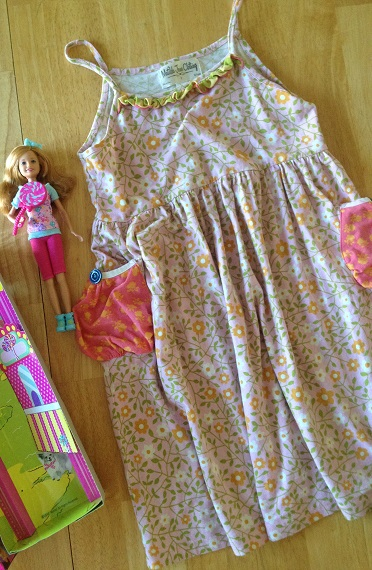 Barbie Stacie Matilda Jane Clothing upcycle doll outfit 02