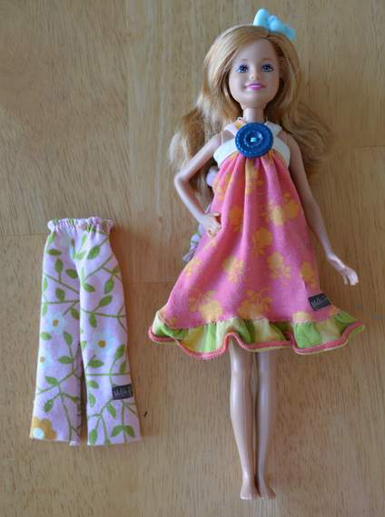 Barbie Stacie Matilda Jane Clothing upcycle doll outfit 08