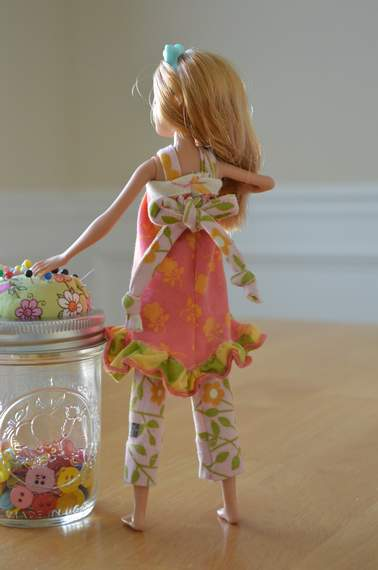 Barbie Stacie Matilda Jane Clothing upcycle doll outfit 12