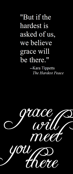 grace will meet you there printable