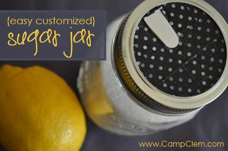 mason sugar jar salt washi top 06