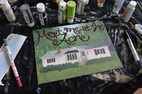 meet me at the acre custom house painting 03