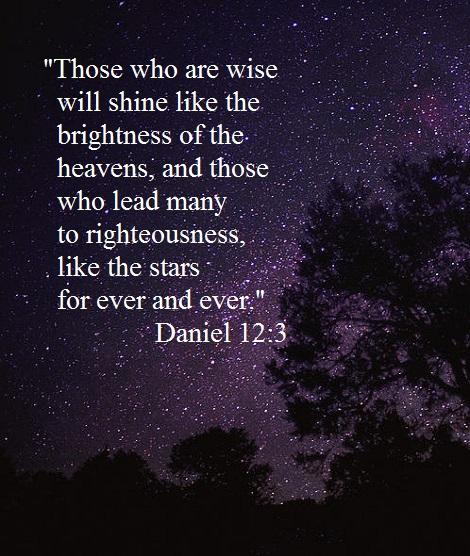 shine like the stars