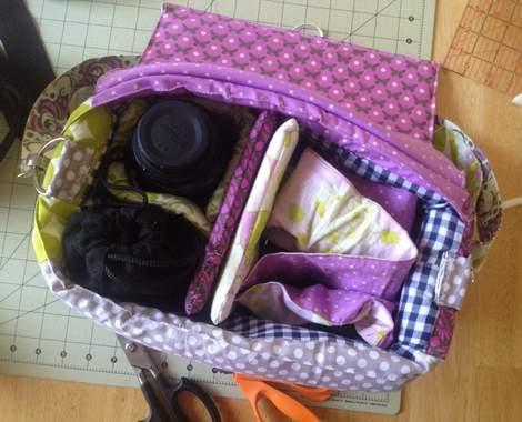 camera bag 18