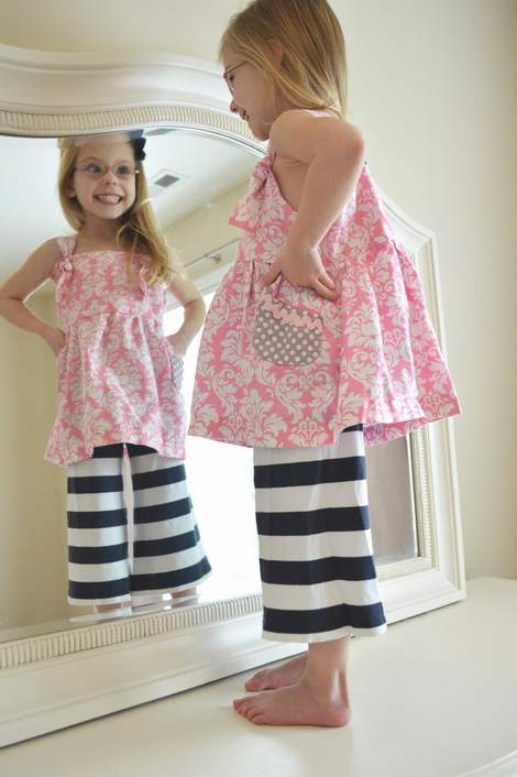 discovering your little girl style {not & knot tops} 10